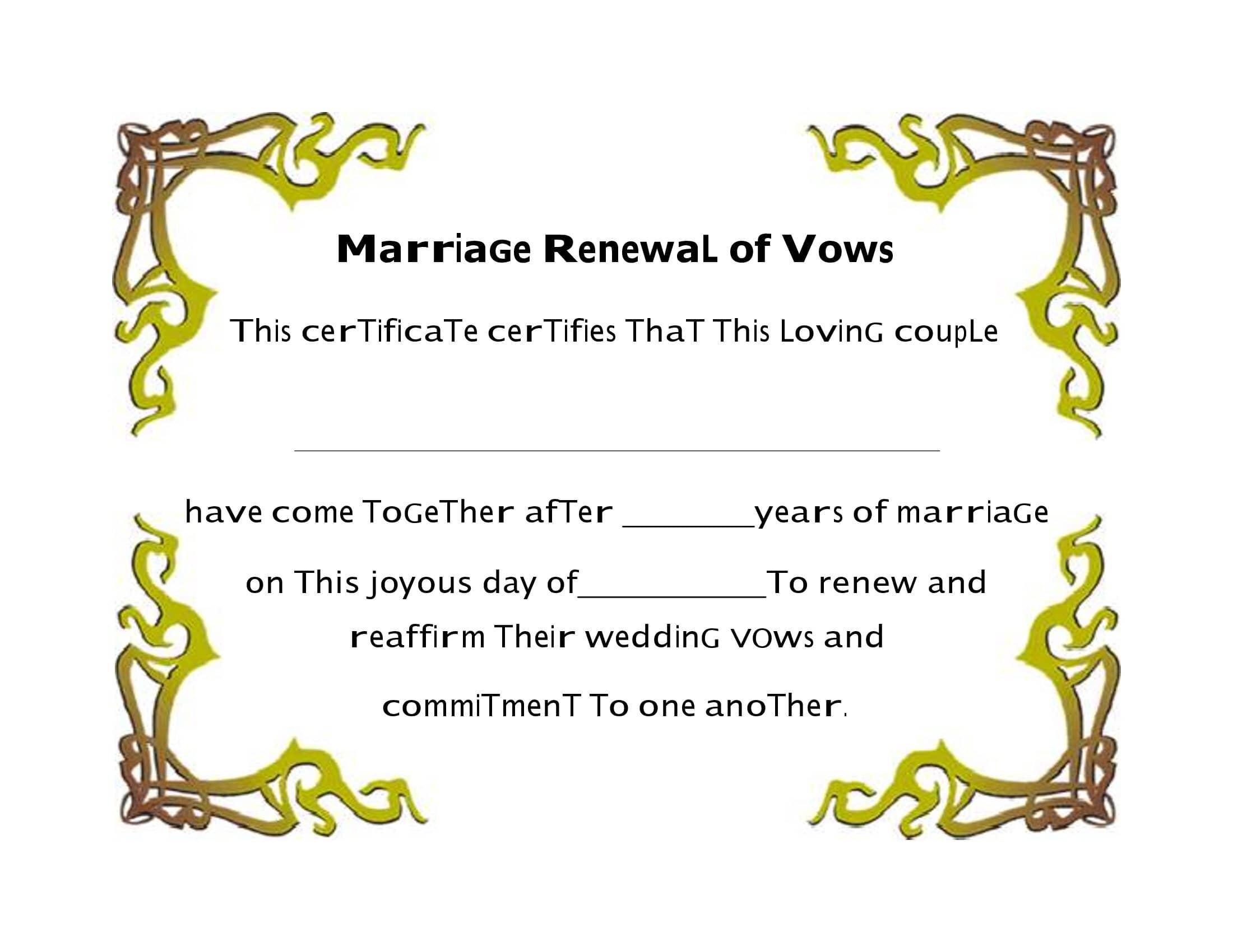 Baixar Certidão De Casamento Em Branco Para Preencher