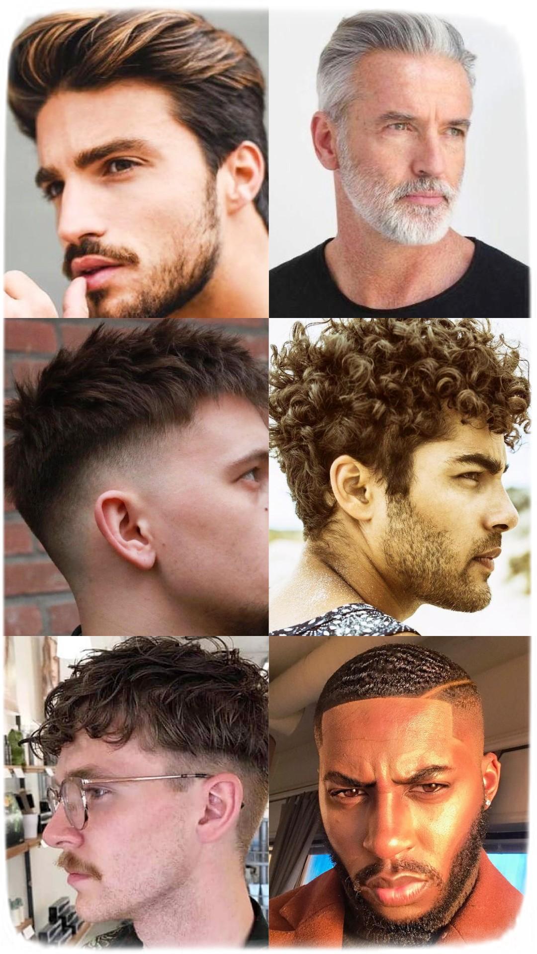 Corte De Cabelo Masculino Na Moda 2021