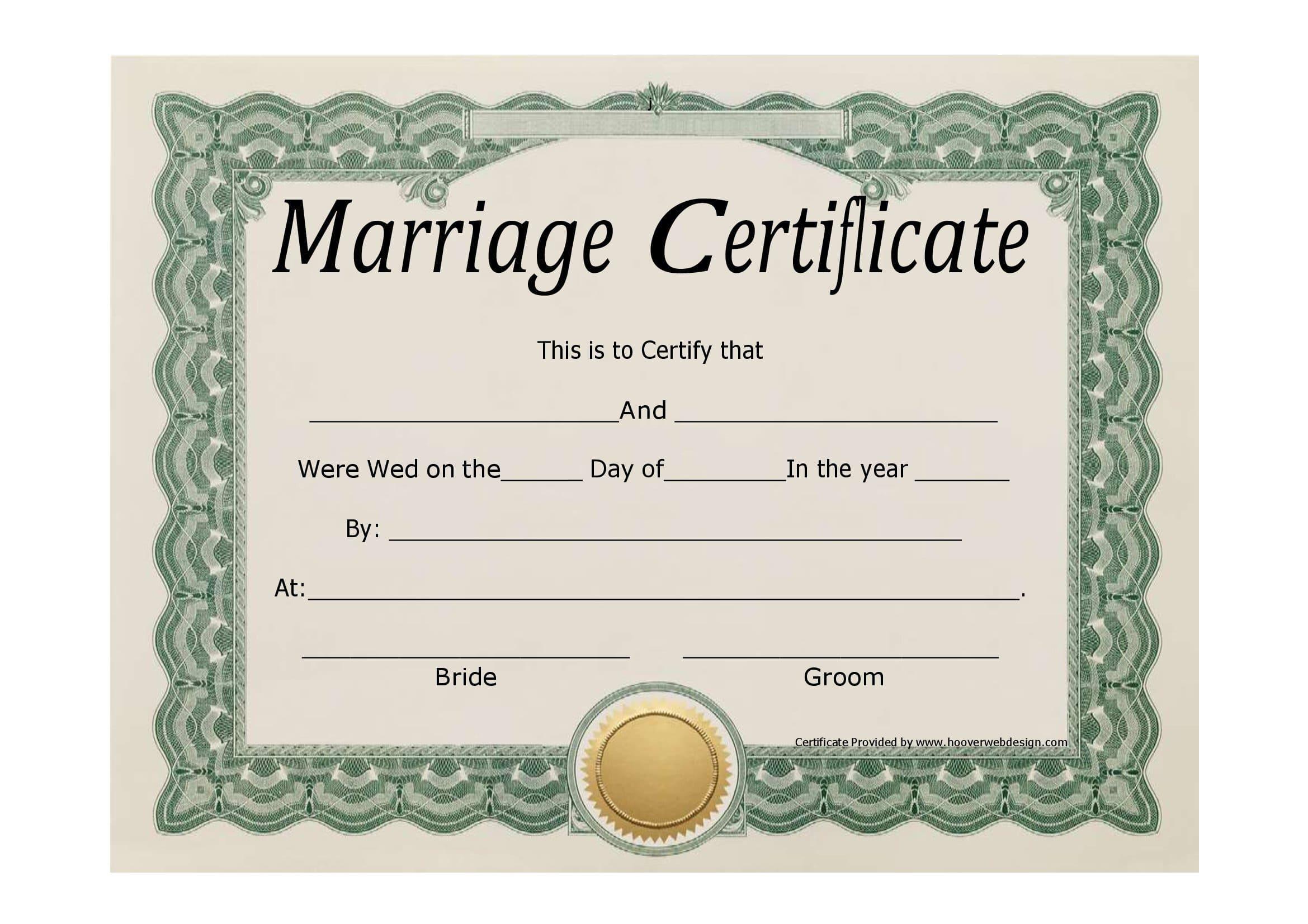 Registro Civil Certidão De Casamento Para Editar No Word